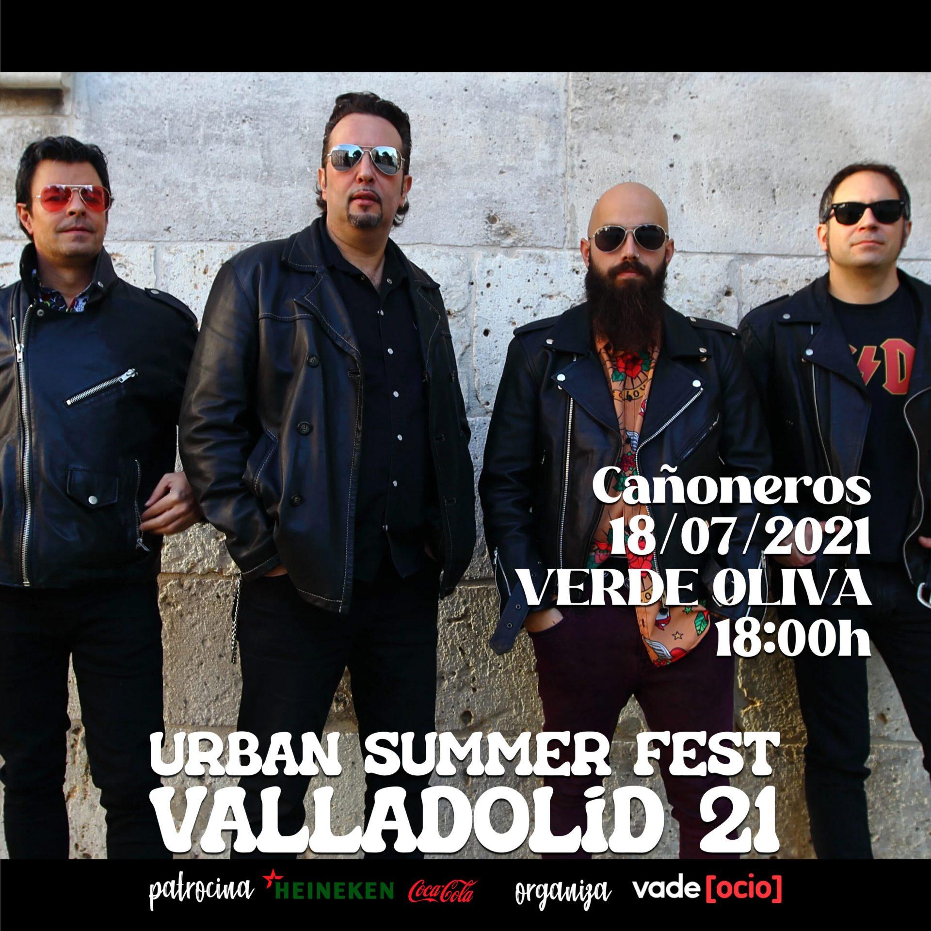 Concierto de Cañoneros #USFValladolid21