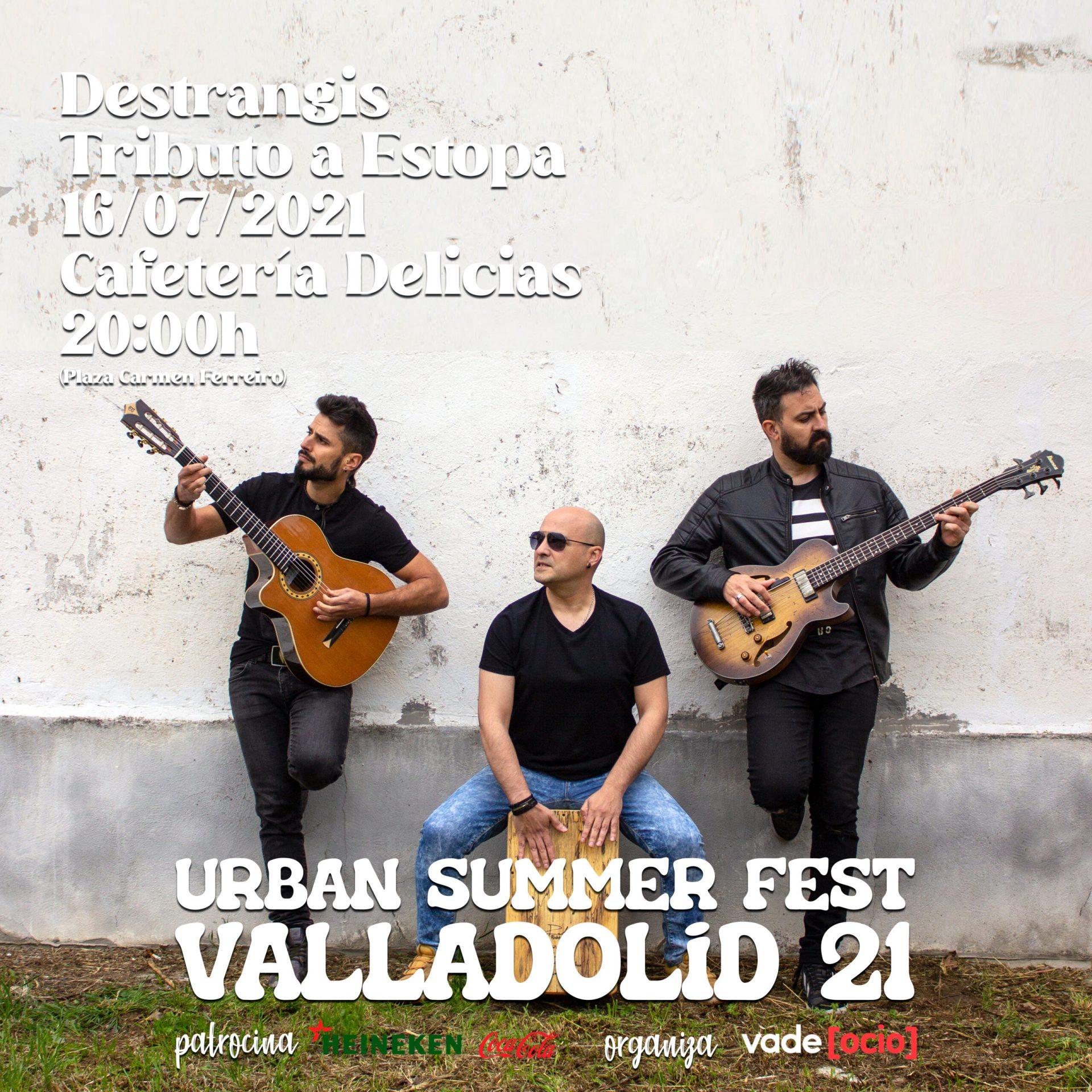 Concierto Destrangis # USFValladolid21