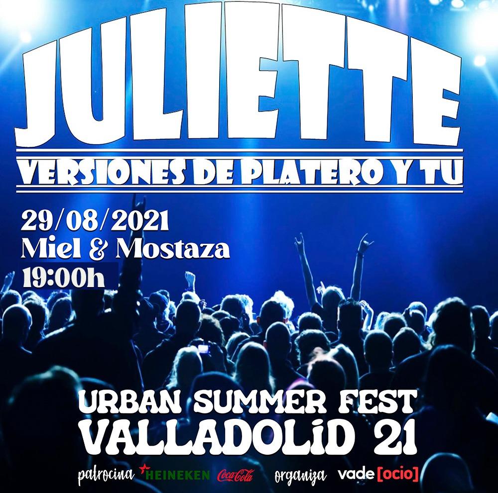 Juliette #USFValladolid21