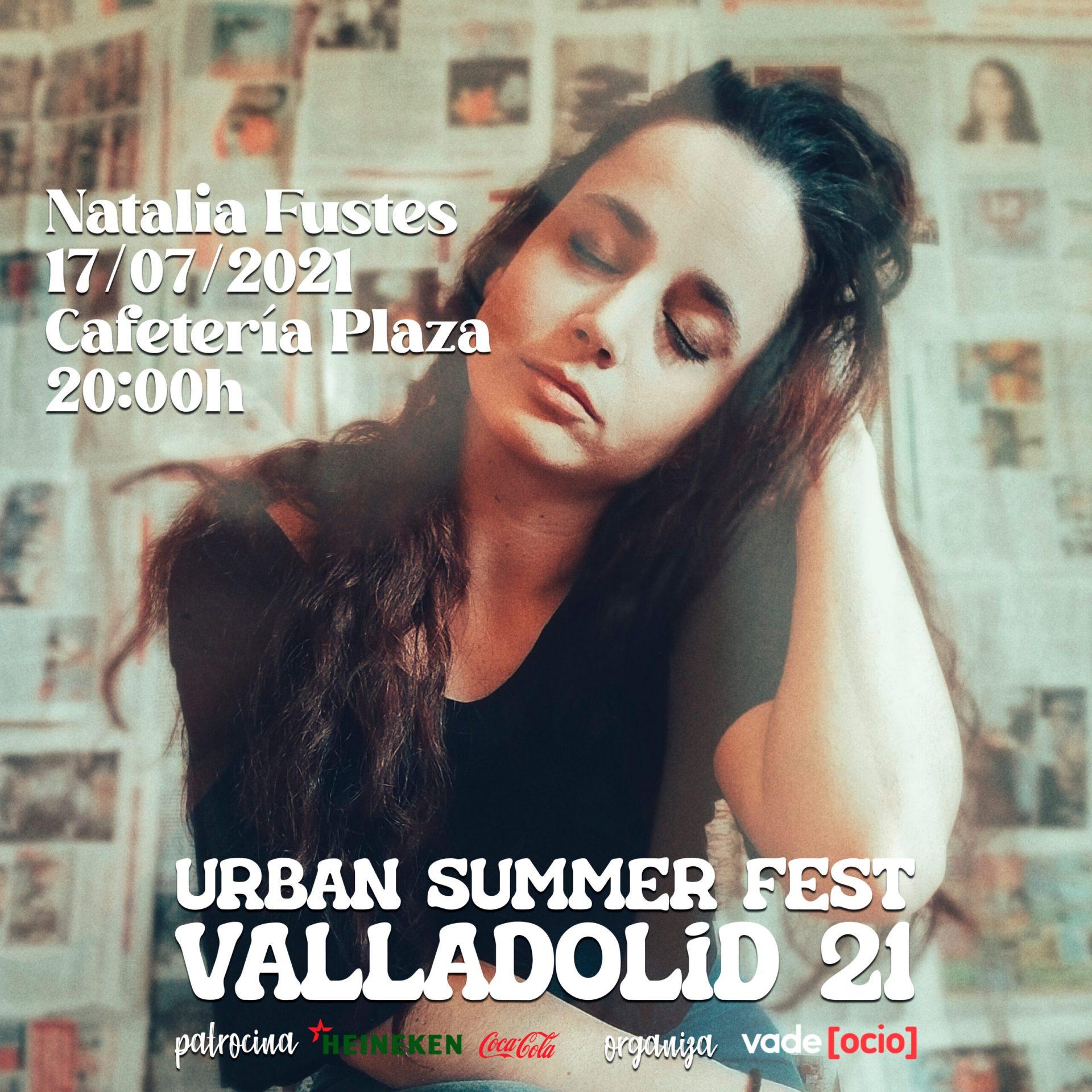 Concierto Natalia Fustes #USFValladolid21