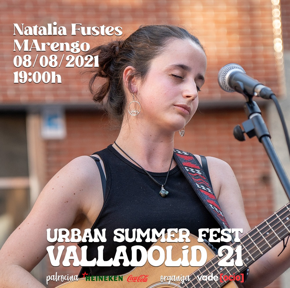 Natalia Fustes #USFValladolid21