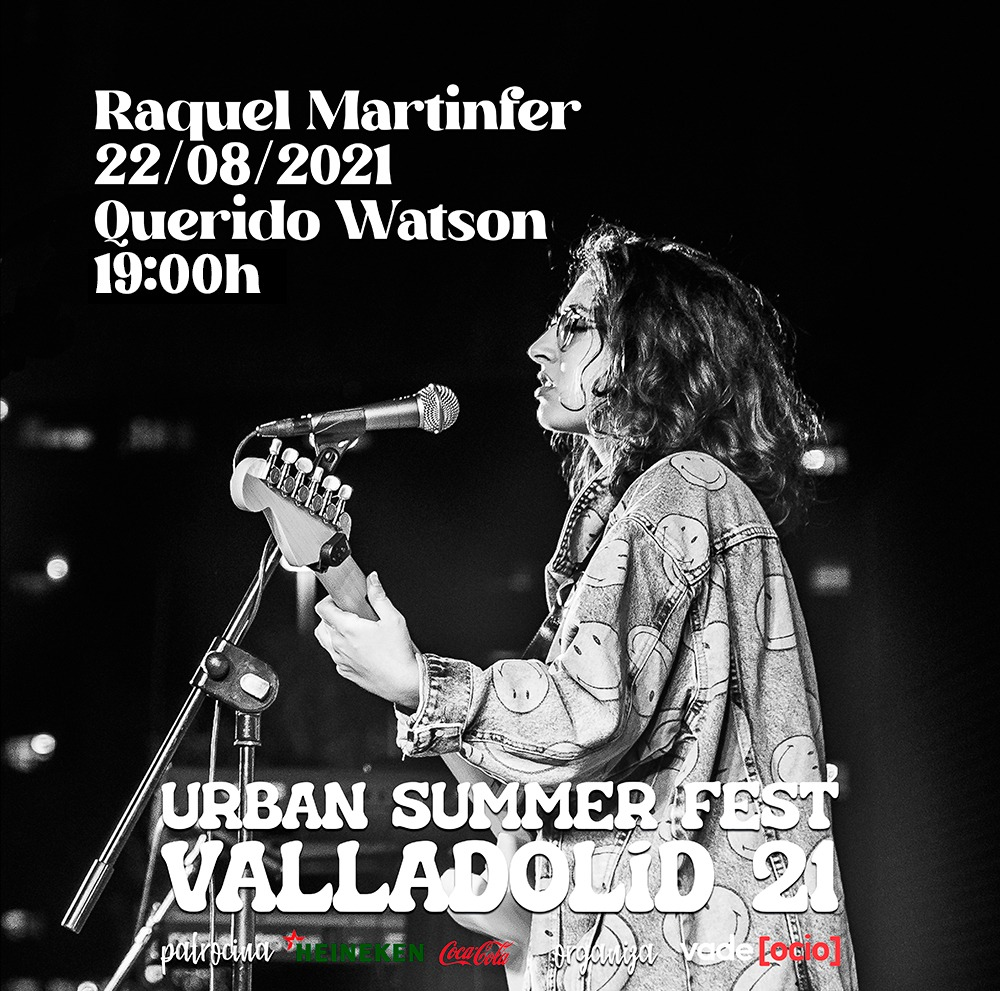 Raquel Martinfer #USFValladolid21