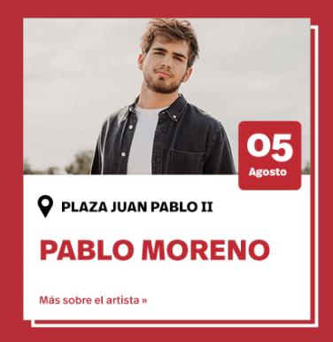 Pablo Moreno #VibraMahou