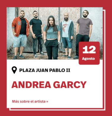 Andrea Garcy #VibraMahou