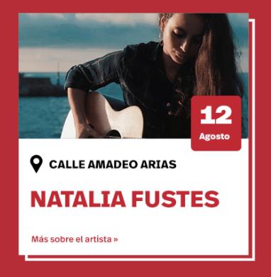 Natalia Fustes #VibraMahou